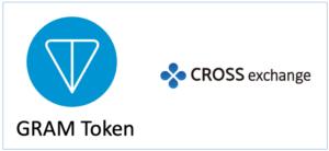 Telegramの仮想通貨GRAMトークン