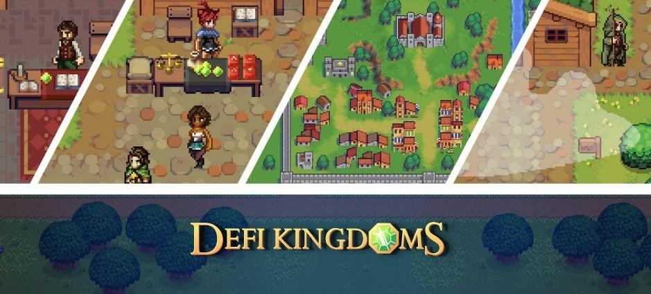 DeFi Kingdoms