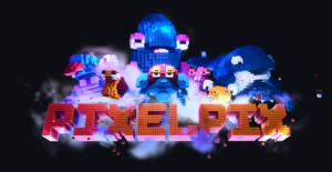 Pixel Pix logo